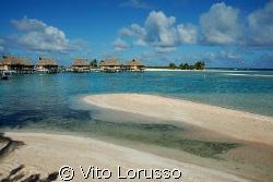 Tikehau - French Polynesia by Vito Lorusso