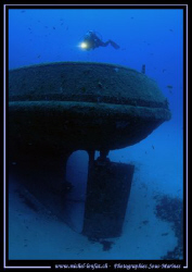 Diving Wrecks on Malta Island... :O)... by Michel Lonfat