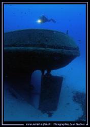 Diving Wrecks on Malta Island... :O)... by Michel Lonfat