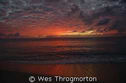 Like all of St Croix's west end, Sunset Beach is a beauti... by Wes Throgmorton