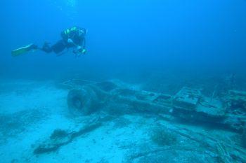Orosei (Sardinia, Italy), wreck of KT 12 - truck -; Nikon... by Ugo Gaggeri