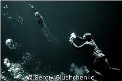 Baklans flight by Sergiy Glushchenko
