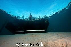 al pontile di mataking,450-D+10-22 canon by Paolo Zulli