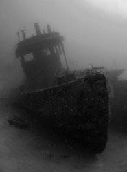 Wreck Alley, British Virgin Islands. by Juan Torres