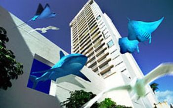 Honolulu - composing - photoshop by Manfred Bail