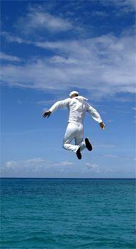 jump! by Leon Joubert