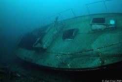 Another view of the Podsnap Capernwray by Alan Fryer