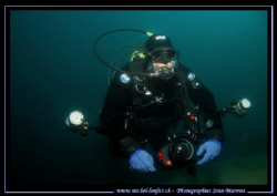 After the picture of Sven, here is one of Dan... in actio... by Michel Lonfat