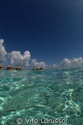 French Polynesia - Tikehau by Vito Lorusso