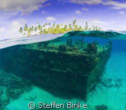 Stranded by Steffen Binke