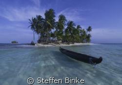 San Blas Islands by Steffen Binke