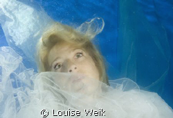 i am an amateur underwater model and curious to what this... by Louise Weik