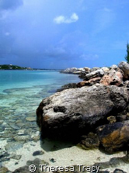 Providenciales, Turks and Caicos. by Theresa Tracy