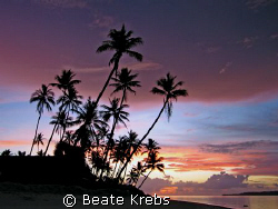 The usual Wakatobi Morning. 