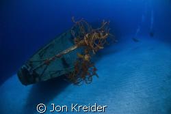 Russian Destroyer #356 A.K.A HMS Capt Keith Tibbetts, Cay... by Jon Kreider