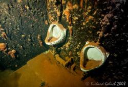 """ An Overflow""- Chuuk Lagoon 2008 by Richard Goluch"