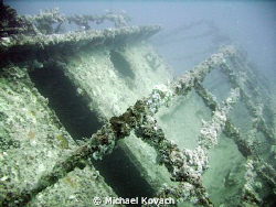 Diving the Ebenezer II with a dive charter out of Fort La... by Michael Kovach