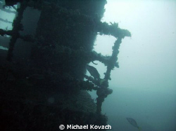 Ebenezer II off of Fort Lauderdale by Michael Kovach
