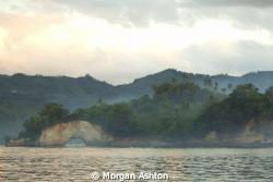 Smoke on the water. Lembeh Strait. Taken with Nikon D50. by Morgan Ashton