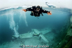 First try in this category. Nikonos V, 12mm Sea & Sea len... by Michael Grebler