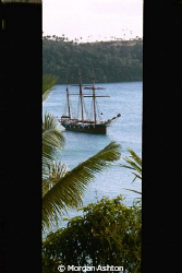Aargh. Vava'u, Tonga. by Morgan Ashton