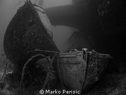 A profoundly atmospheric dive on the wreck of The Salem E... by Marko Perisic