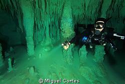 Underground. by Miguel Cortes