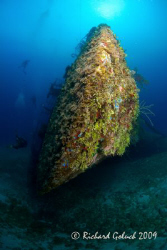 """Odyssey"" wreck ( my first underwater earthquake 4.8 ,it ... by Richard Goluch"