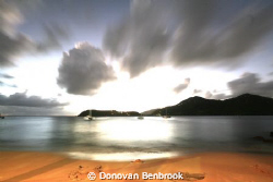 This image captured the relaxation of life in the Caribbe... by Donovan Benbrook