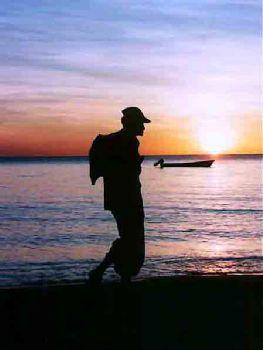 Kadavu Sunset by Beverly J. Speed