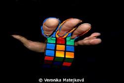 This is my favorite picture. I call him RUBICO HAND. Ta... by Veronika Matějková