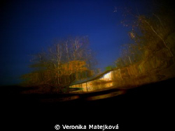 Mysterious view by Veronika Matějková