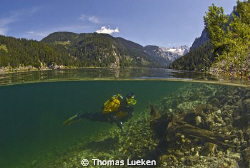 found in the Gosausee; D200 by Thomas Lueken