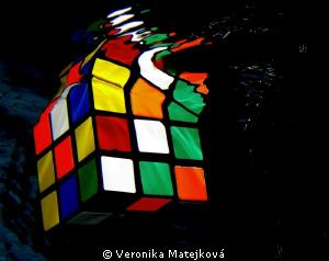 Color reflection by Veronika Matějková