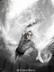 This picture was taken during a hard training day for swi... by Dave Benz