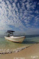 Kapoposang Island, Makassar, South Sulawesi, Indonesia. B... by Teguh Tirtaputra