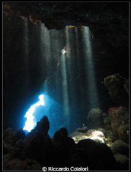 JackFish Alley Cave by Riccardo Colaiori