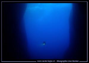 Diving deep in Malta - Gozo.... Que du bonheur... :O)... by Michel Lonfat