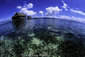 Kri Eco Resort by Tony Makin