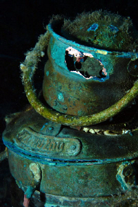 Find during a dive in the channel between pasmann and zut by Andy Kutsch