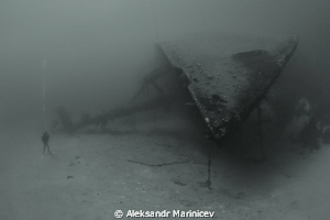 The cargo ship Hilma Hooker went into the history books a... by Aleksandr Marinicev