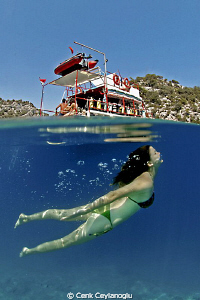 Summer Time... by Cenk Ceylanoglu