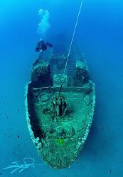 Mytilini Wreck at Halkidiki - Greece by Nicholas Samaras