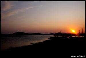 ..sunset by Veronika Matějková