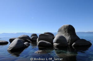 Lake Tahoe by Andres L-M_larraz