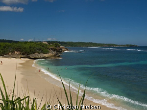 Dream Beach, Lembongan