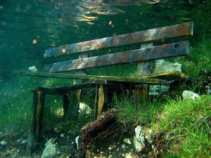 ..under water by Veronika Matějková