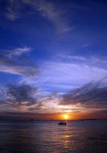 Sundown @ the keys by Andy Kutsch
