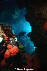 Hukurila Cave, Ambon by Heru Suryoko