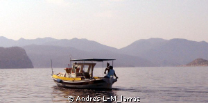 Fishing trip. Aegean Sea ,Turkey by Andres L-M_larraz